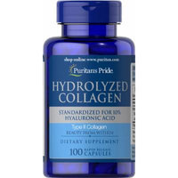 Puritan's Pride Hydrolyzed Collagen 400 mg-100 Capsules