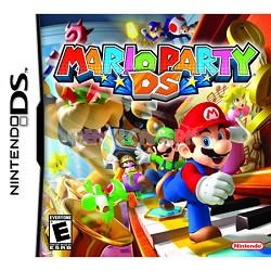 Nintendo Ndsntrpa8te Mario Party Ds - Nintendo Ds