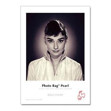 Hahnemuhle Pearl Photo Rag, 100 % Cotton Rag, Natural White Inkjet Paper, 320 g/mA, 11x17
