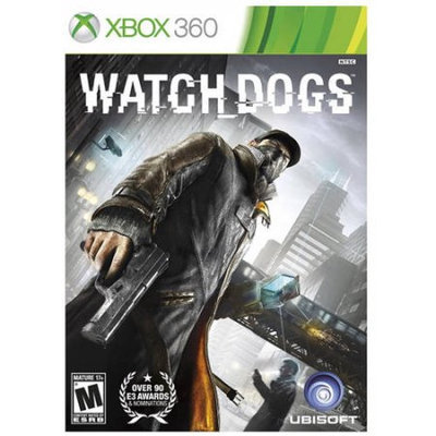 Ubisoft Watch Dogs PRE-Owned (Xbox 360)