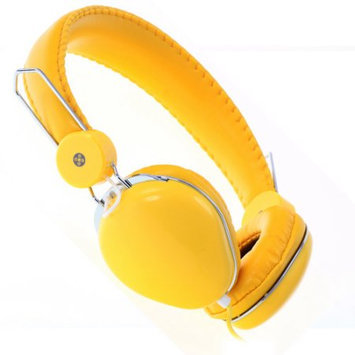 Addnice Moki Volume Limited Headphones - Yellow