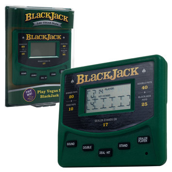 Reczone, L.l.c. RecZone Electronic Handheld Las Vegas Style Blackjack Game