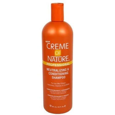 Colomer Creme of Nature Neutralizing and Conditioning Shampoo with Rosemary, 20 Ounce
