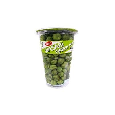 Mishima Wasabi Green Peas 100g (3.52 Oz.) (12 Pack)