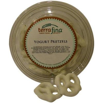 Terrafina Yogurt Pretzels, 4-Ounce Containers (Pack of 6)