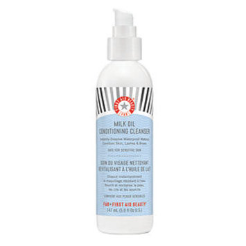 First Aid Beauty Milk Oil Conditioning Cleanser 5 oz