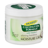 Palmer's Coconut Oil Formula with Vitamin E Shining Hairdress Moisture Gro