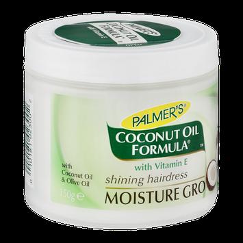 Palmer's Coconut Oil Formula with Vitamin E Shining Hairdress Moisture Gro