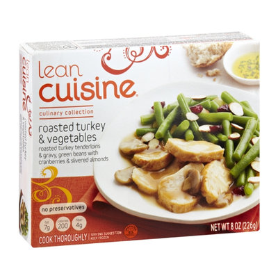 Lean Cuisine Culinary Collection Roasted Turkey & Vegetables