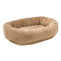 Bowsers Pet Products 11182 Donut Bed Praline