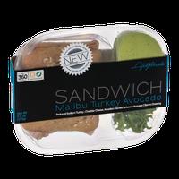 Lifestyle Foods Sandwich Malibu Turkey Avocado