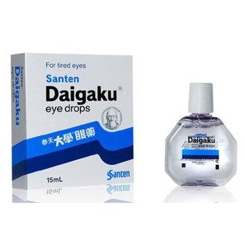 Santen Brand Daigaku Eye Drops 15 ml Bottle