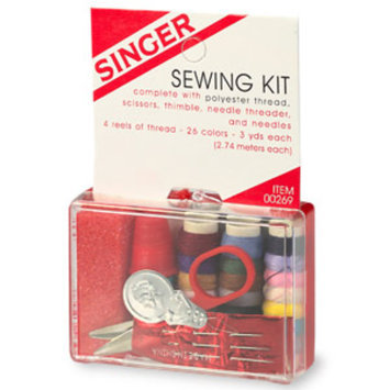 Singer Sewing Kit With Polyester Thread