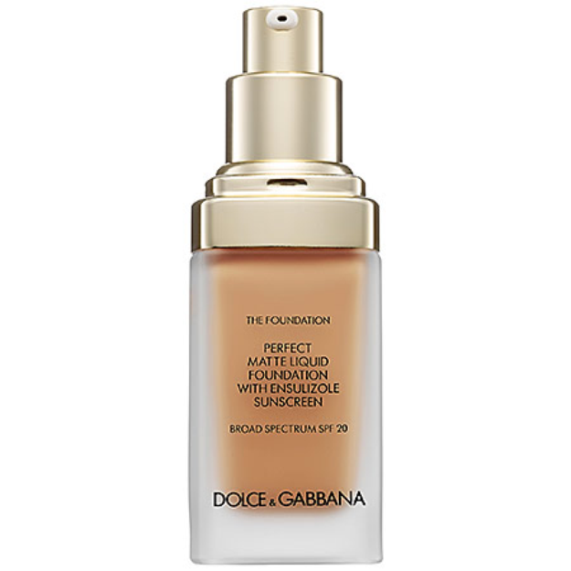 Dolce & Gabbana The Foundation Perfect Matte Liquid Foundation
