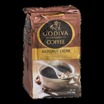 Godiva Chocolatier Hazelnut Creme Ground Coffee