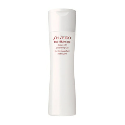Shiseido The Skincare Rinse-Off Cleansing Gel