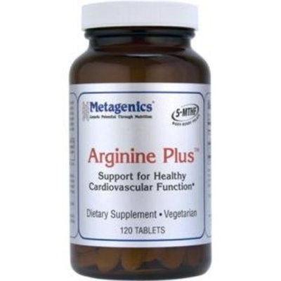 Metagenics - Arginine Plus + Actifolate 120 Tabs