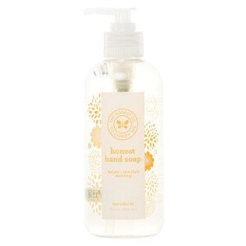 The Honest Company Honest Mandarin Liquid Hand Soap - 12 oz.