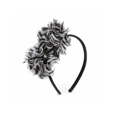 Karina Double Flower Headband