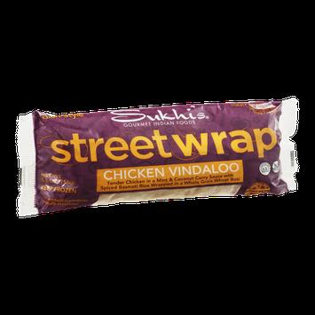 Sukhi's Street Wrap Chicken Vindaloo