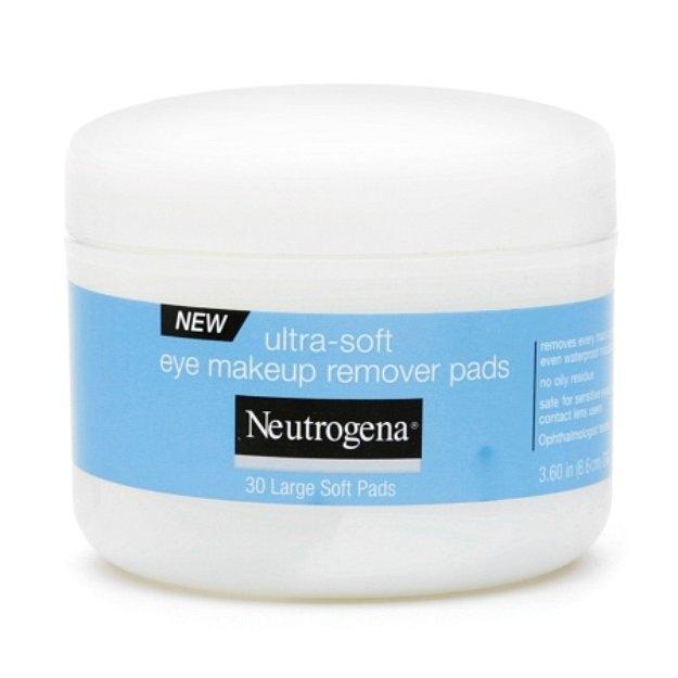 Neutrogena eye makeup remover