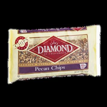 Diamond Pecan Chips