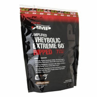 GNC Pro Performance AMP Amplified Wheybolic Extreme 60 RIPPED, Chocolate Fudge, 1.12 lbs