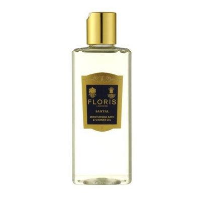Floris London Santal Moisturing Bath and Shower Gel 250 ml