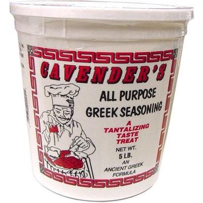 Cavenders Cavender's All Purpose Greek Seasoning 5 lbs Tub