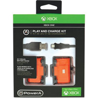 Bd & A Inc Power A - Xbox One Play And Charge Plus Battery - Orange