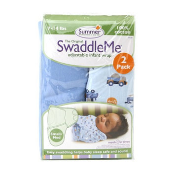 Summer Infant SwaddleMe Boy