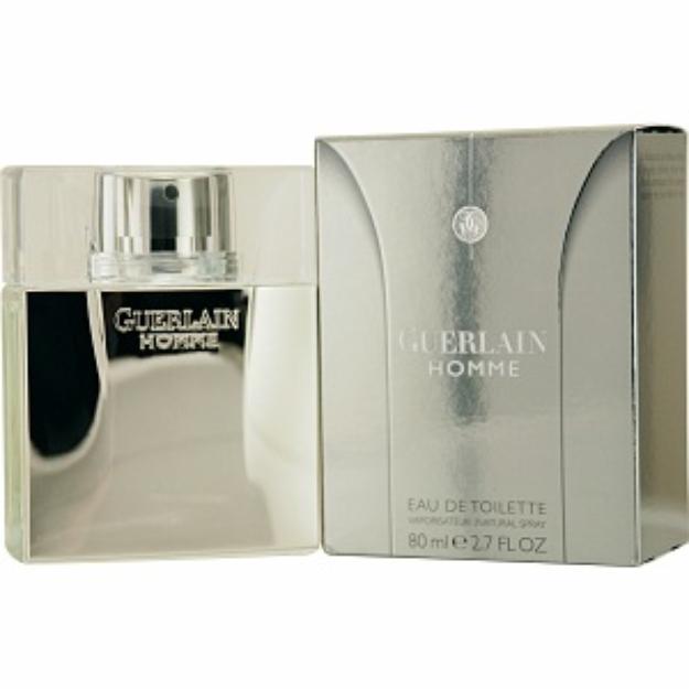 Guerlain Homme Eau De Toilette Spray 80ml/2.7oz