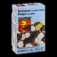 Bajamar Pulpo Octopus in Garlic Sauce