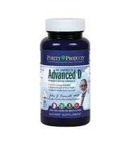 Purity Products Dr. Cannell's Advanced D - 60 Veggie Capsules