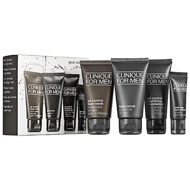 Clinique Great Skin To Go Kit