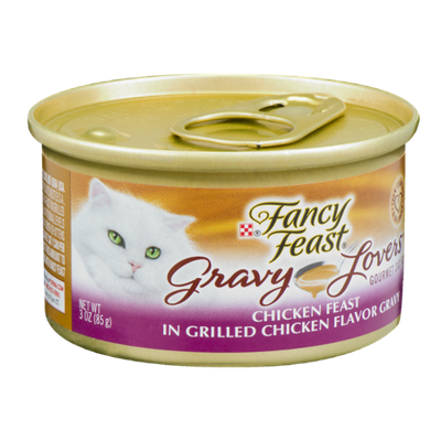 Fancy Feast Gravy Lovers Chicken Feast Gourmet Cat Food