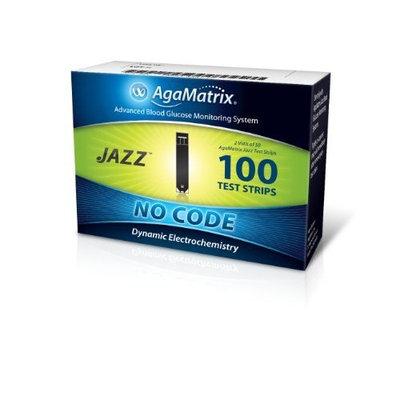WaveSense Jazz Test Strips, 50 Count Box