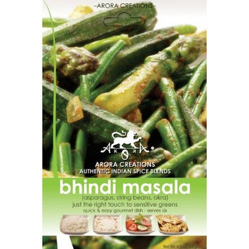 Arora Creations Bhindi Masala Green Veggie Spice Blend, 0.5-Ounce Units (Pack of 12)