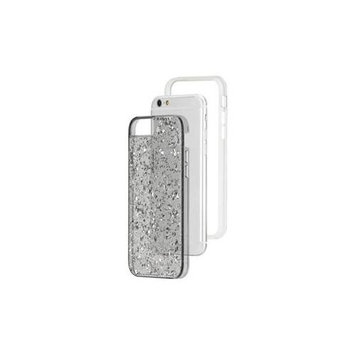 Case-Mate CM032633 IP6 PLUS STERLING SLVR SMOKE