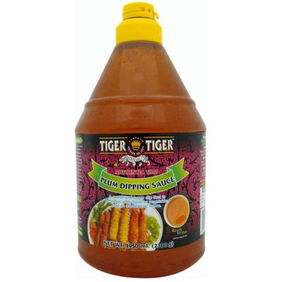Tiger Tiger Plum Dipping Sauce, 65.94 oz