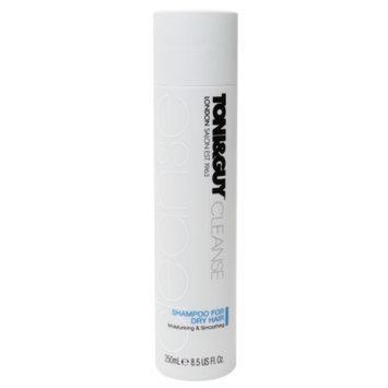 Toni & Guy Cleanse Shampoo for Dry Hair, 8.5 fl oz