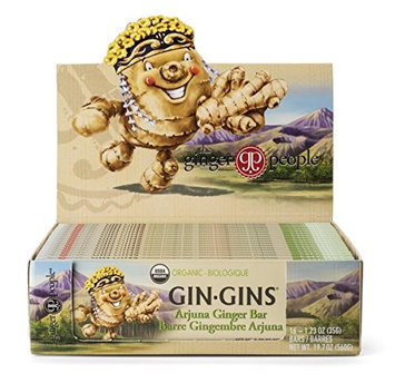 Ginger People BAR, OG2, ARJUNA GINGER, (Pack of 16)