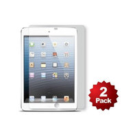 Monoprice Screen Protector (2-Pack) w/ Cleaning Cloth for iPad mini™ - Matte Finish