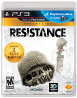 Insomniac Games Resistance Collection