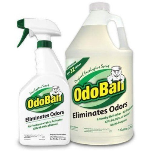 Original Scent OdoBan Odor Eliminator - RTU Spray W/1 Gallon Concentrate