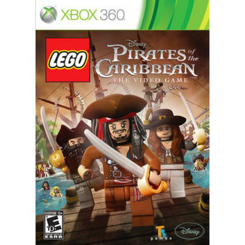 Disney LEGO Pirates of the Caribbean: The Video Game (Xbox 360)
