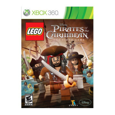 Disney LEGO Pirates of the Caribbean: The Video Game (Xbox 360)