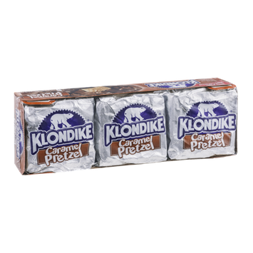 Klondike Caramel Pretzel Ice Cream Bars 6 ct