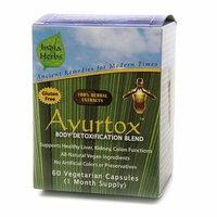 India Herbs Ayurtox Body Detoxification Blend