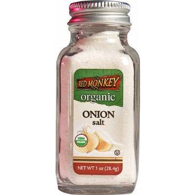 Red Monkey Foods Onion Salt, 1-Ounce Bottles (Pack of 3)